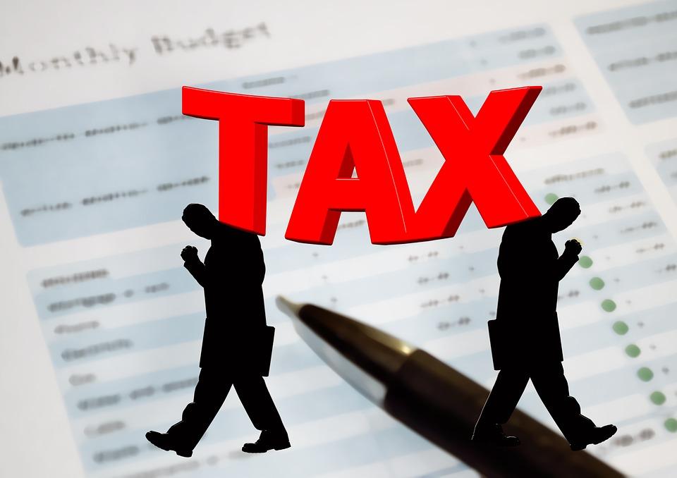 Free illustration: Taxes, Tax Office, Tax Return, Form