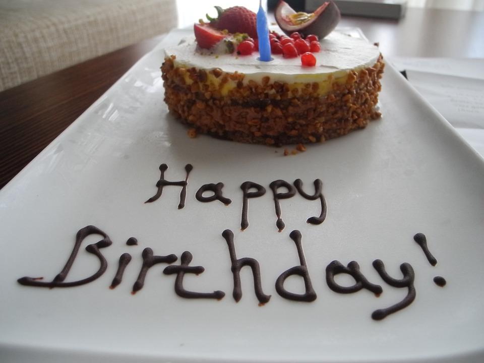 Tillykke Med Fødselsdagen · Gratis foto på Pixabay