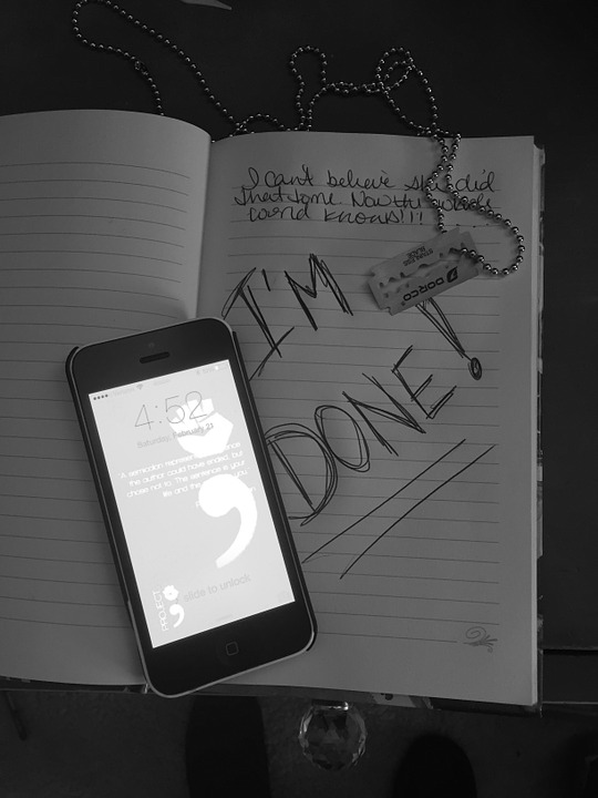 Minimalist Wallpaper Gravity Falls Cutting Depression Suicide 183 Free Photo On Pixabay