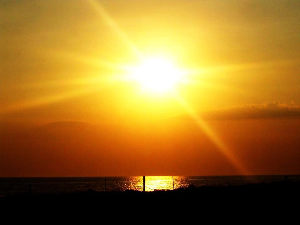 Sky Hd Wallpaper พระอาทิตย์ตกดิน ดวงอาทิตย์ ทะเล 183 ภาพฟรีบน Pixabay