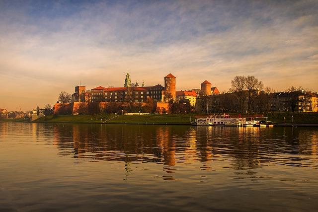 Beautiful 3d Wallpaper Free Photo Krak 243 W Castle Wisla Wawel Free Image On