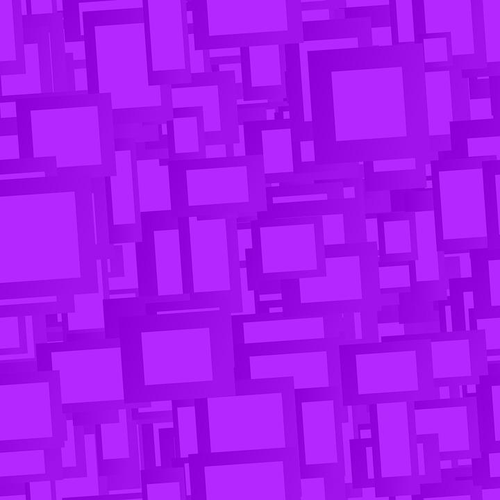 Black White Square Wallpaper Free Illustration Violet Rectangle Pattern Purple
