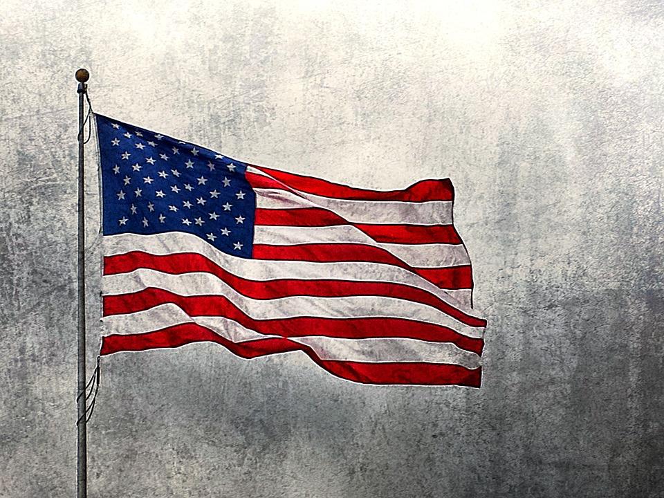 American Flag Usa · Free image on Pixabay