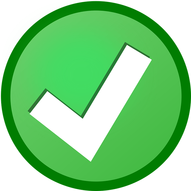 Vink Groen Icon Symbol Confirmation · Free Vector Graphic On Pixabay