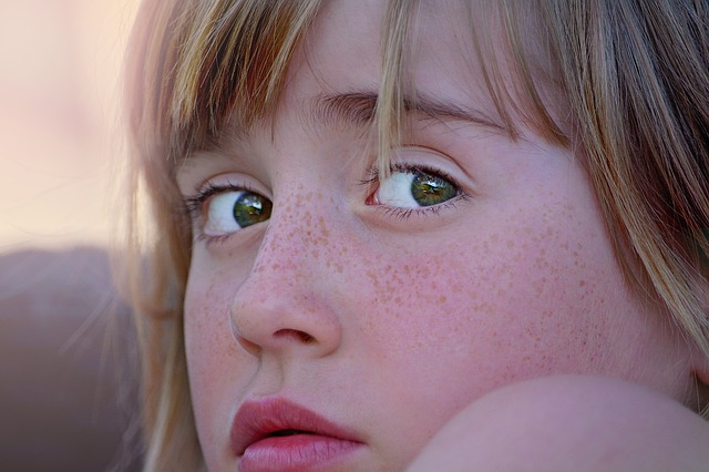 Cute Little Girl Wallpaper Download Free Photo Person Human Girl Face View Free Image