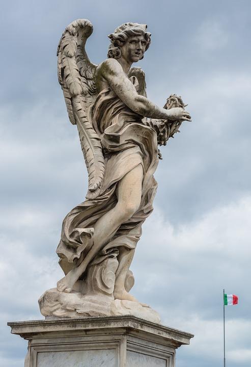 Peace Black Wallpaper Angel Statue Stone 183 Free Photo On Pixabay
