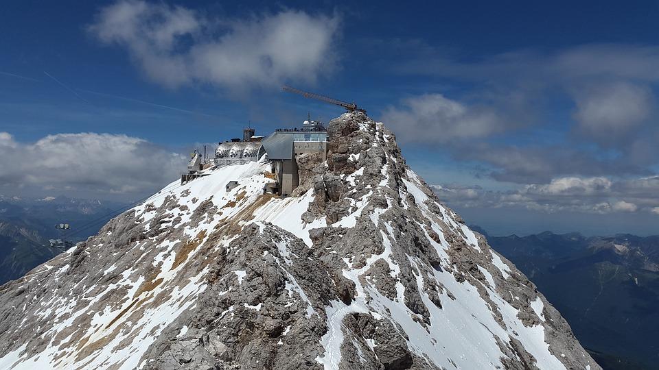 Samsung Galaxy A Hd Wallpaper Kostenloses Foto Zugspitze Gipfel Jubil 228 Umsgrat