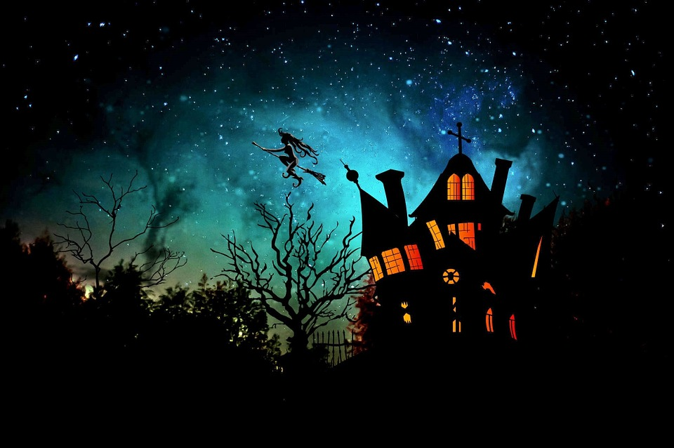 Fall Fairy Wallpaper Witch S House The Witch Halloween 183 Free Image On Pixabay