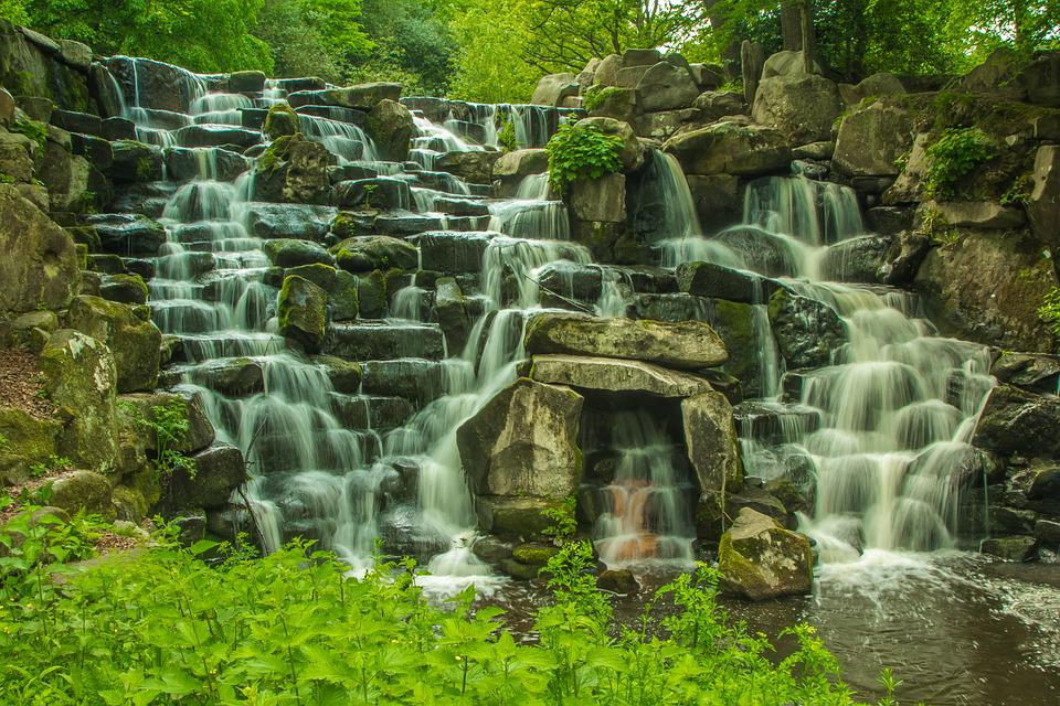 Fall Harry Potter Wallpaper Waterfall Virginia Water 183 Free Photo On Pixabay