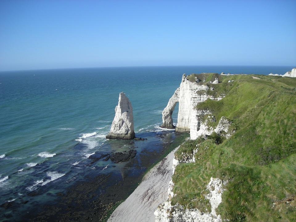 Animals Hd Wallpapers 1080p Free Photo Etretat Normandie Normandy Cliff Free