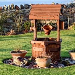 Garden Wishing Well · Free Photo on Pixabay
