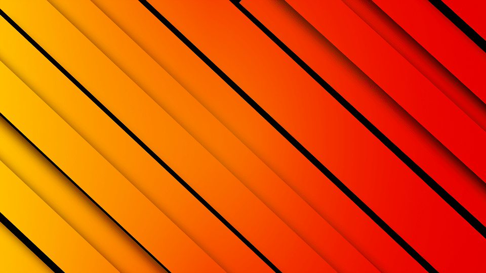 Fall Colored Background Wallpaper Free Illustration Background Red Yellow Lines Free