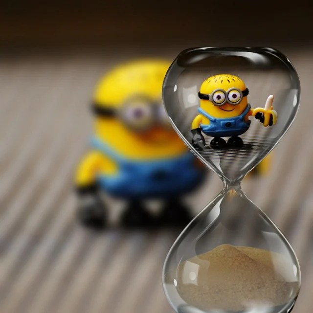 4k Wallpaper Cute Free Photo Minion Funny Toys Children Free Image On