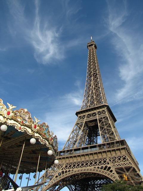 Beautiful 3d Wallpaper Free Download Free Photo France Paris Eiffel Tower Free Image On