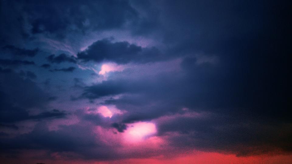 Dark Clouds Hd Wallpaper Photo Gratuite Nuages Nuageux Sombre T 233 N 232 Bres Image