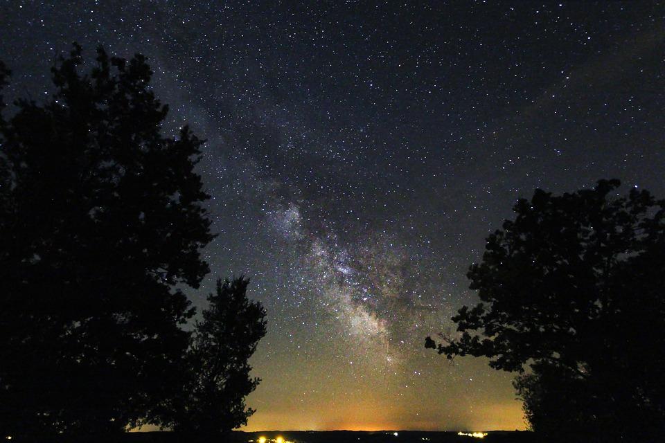 Black Music Wallpaper Hd Free Photo Galaxy Stars Night Sky Dark Free Image