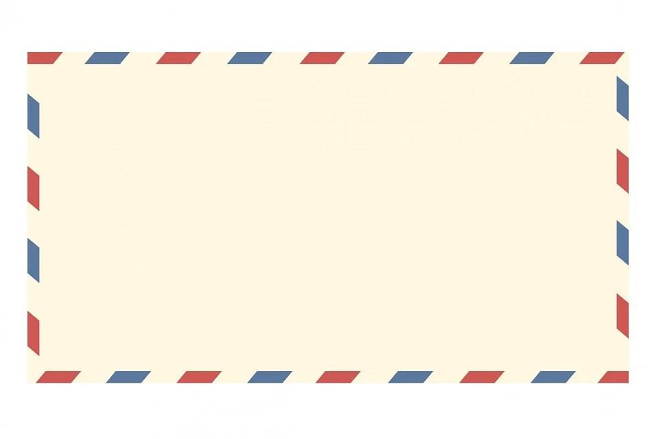 Airmail Envelope Vintage Letter · Free image on Pixabay