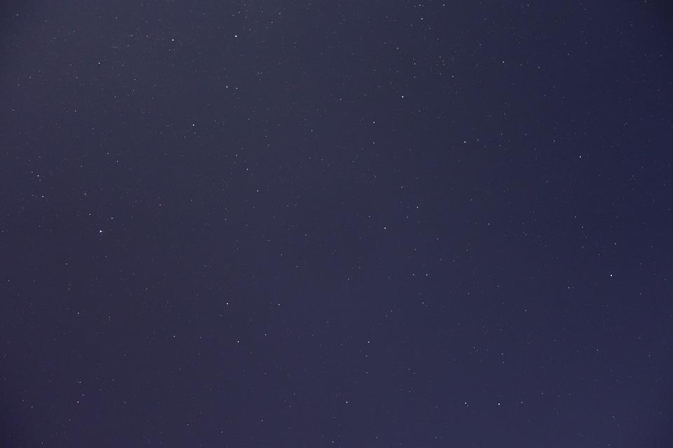 Black Rose Wallpaper Free Photo Night Sky Star Sky Starry Sky Free Image
