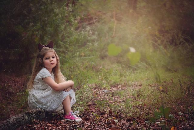 Girl Wallpaper Free Down Girl Child Woods 183 Free Photo On Pixabay