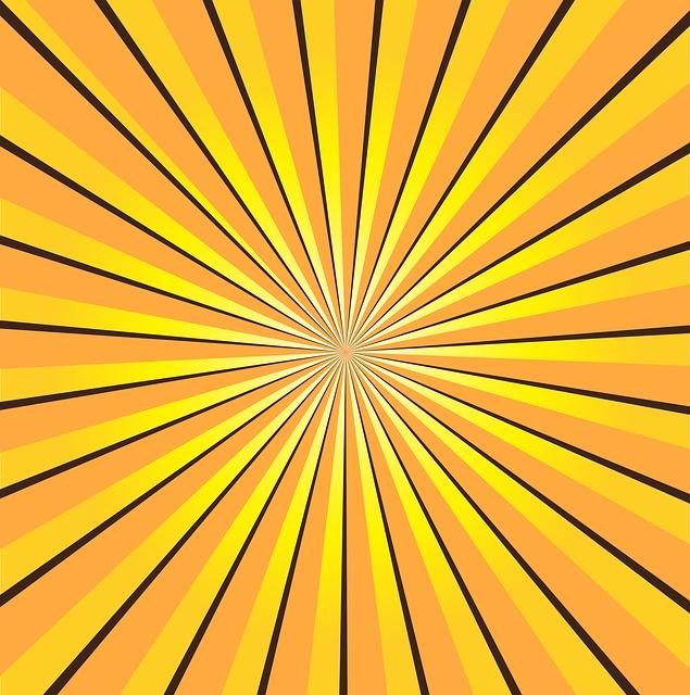 Car Sunset Wallpaper Free Illustration Sunburst Yellow Rays Sun Free