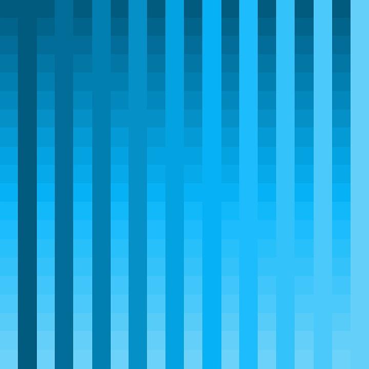 Wallpapers Hd Para Facebook 無償のイラストレーション ターコイズ ストライプ 熱帯 グラデーション パターン 青 Pixabay