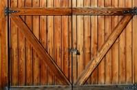Free photo: Barn Door, Farm, Wood, Wooden - Free Image on ...
