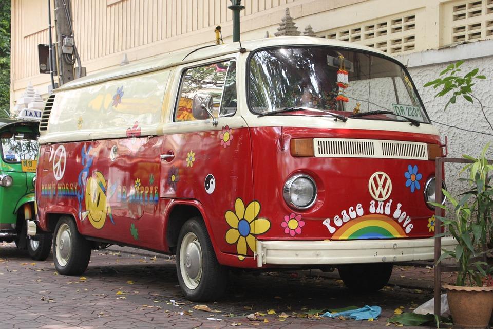 Vintage Car Wallpaper 1080p Gratis Foto Bulli T1 Bus Vw Volkswagen Gratis