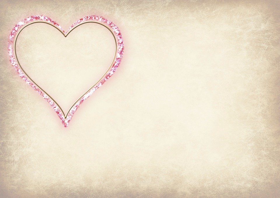 Pink Heart Wallpaper Hd Valentine Love Background 183 Free Image On Pixabay