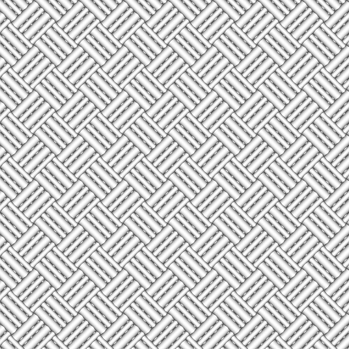 Black Floral Wallpaper Free Illustration Lattice Weave Pattern Texture Free