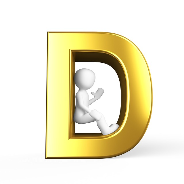 D Letter Alphabet · Free image on Pixabay
