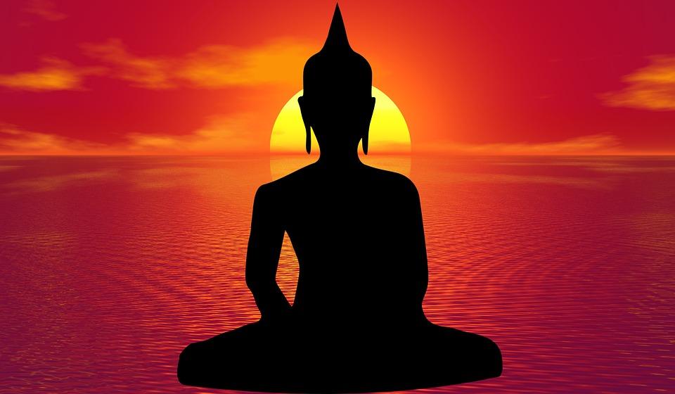 Gautam Buddha 3d Wallpaper Download Illustrazione Gratis Buddha Pace Meditazione Immagine