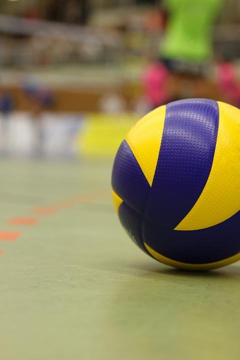 Boy And Girl Wallpaper Hd Download Free Photo Volleyball Sport Ball Volley Free Image
