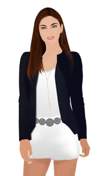 Office Girl Business Woman Female  Free image on Pixabay