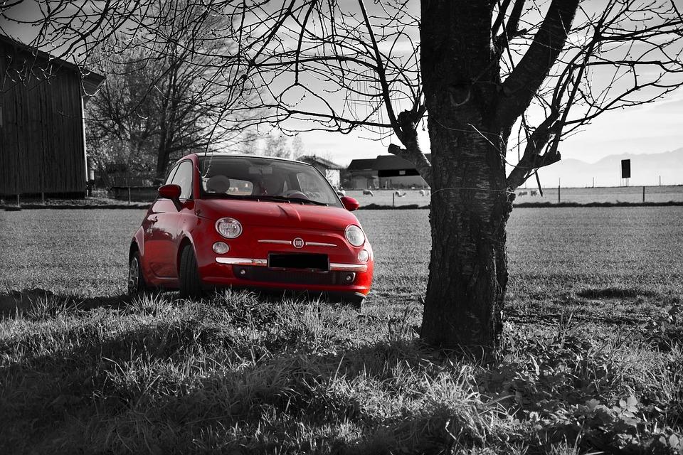 Black And White Car Wallpaper Fiat 500 Rot Feld Schwarz 183 Kostenloses Foto Auf Pixabay