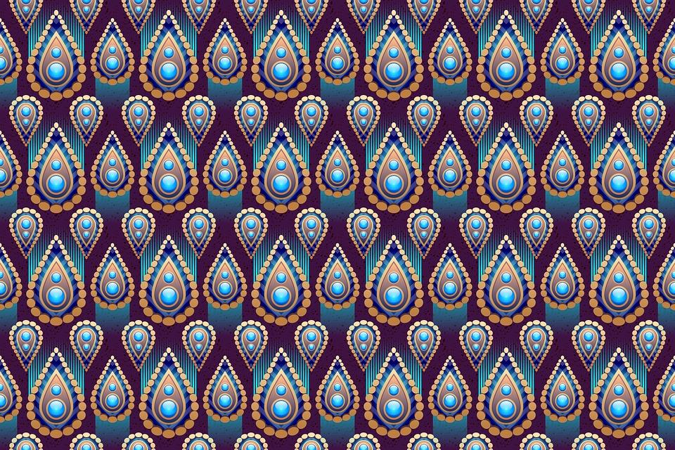 Animal Desktop Wallpaper Free Illustration Seamless Pattern Pattern Free Image