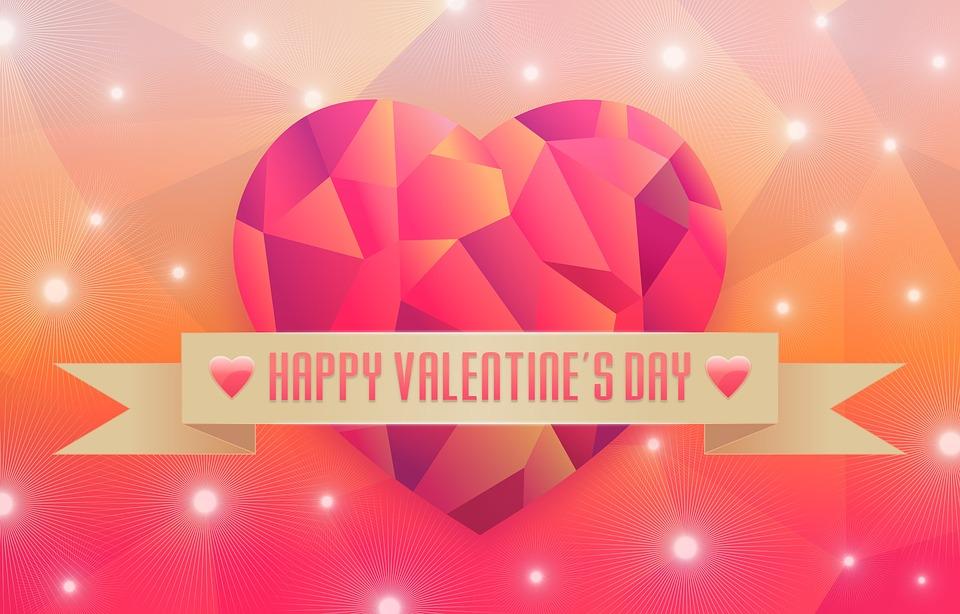 Valentines Day Card - Free image on Pixabay