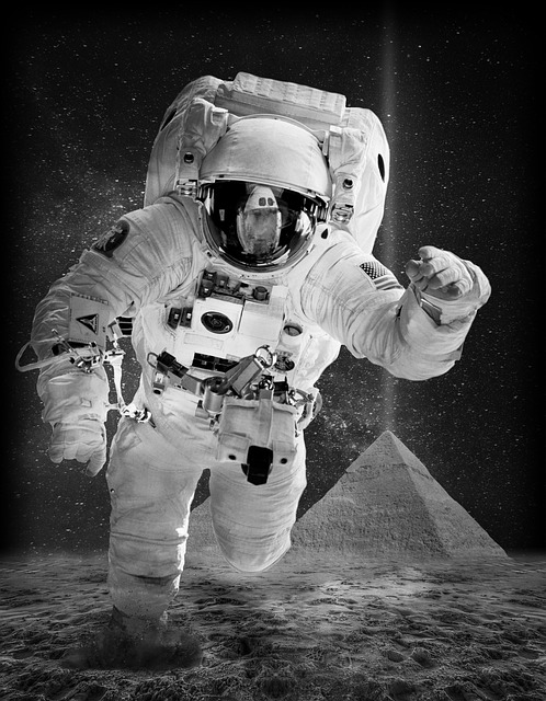 Black And White Gothic Wallpaper Moon Landing Space Travel 183 Free Image On Pixabay
