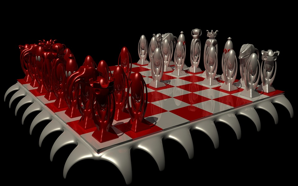 Creative Hd Wallpapers Free Download Free Illustration Chess War Strategy Free Image On