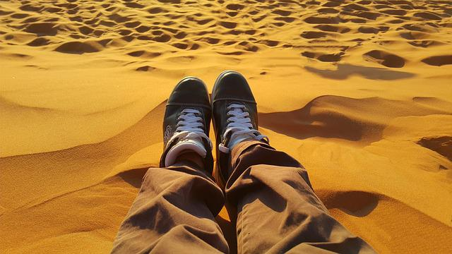 2016 Bilder Free Photo: Relax, Peaceful, Golden Sands - Free Image On