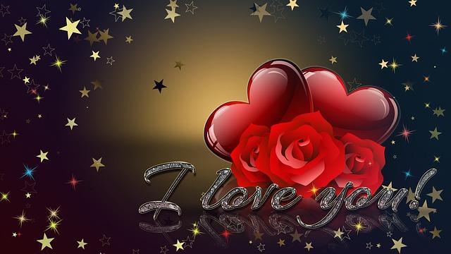 Black Gold Wallpaper Free Illustration Valentines Holiday Wallpaper Free