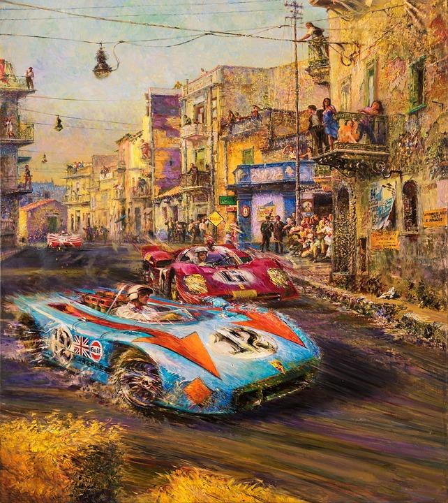 Classic Mustang Car Wallpaper Oldtimer Autorennen Rennen 183 Kostenloses Bild Auf Pixabay