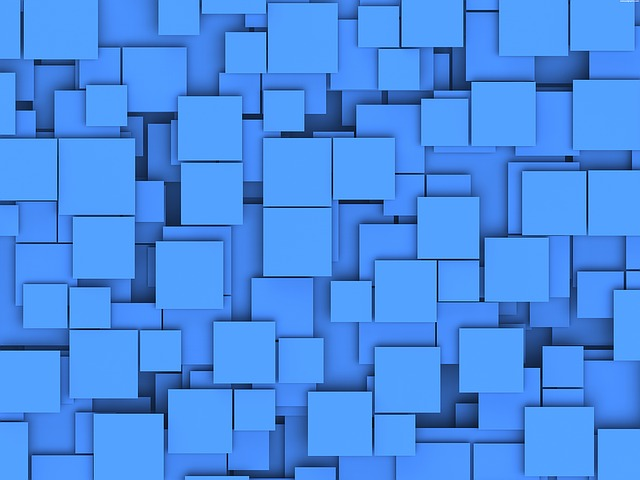 3d Cube Wallpaper Phone Boxes Blue Box 183 Free Image On Pixabay