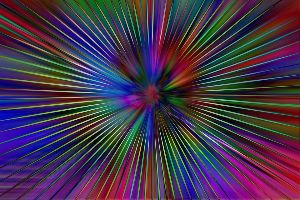 3d Hd Graphics Wallpapers Rays Colorful Laser 183 Free Image On Pixabay