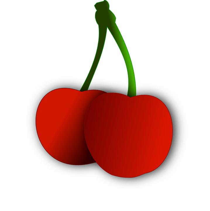 Nice Car Wallpaper Download Cherry Fruit Vector 183 Free Vector Graphic On Pixabay