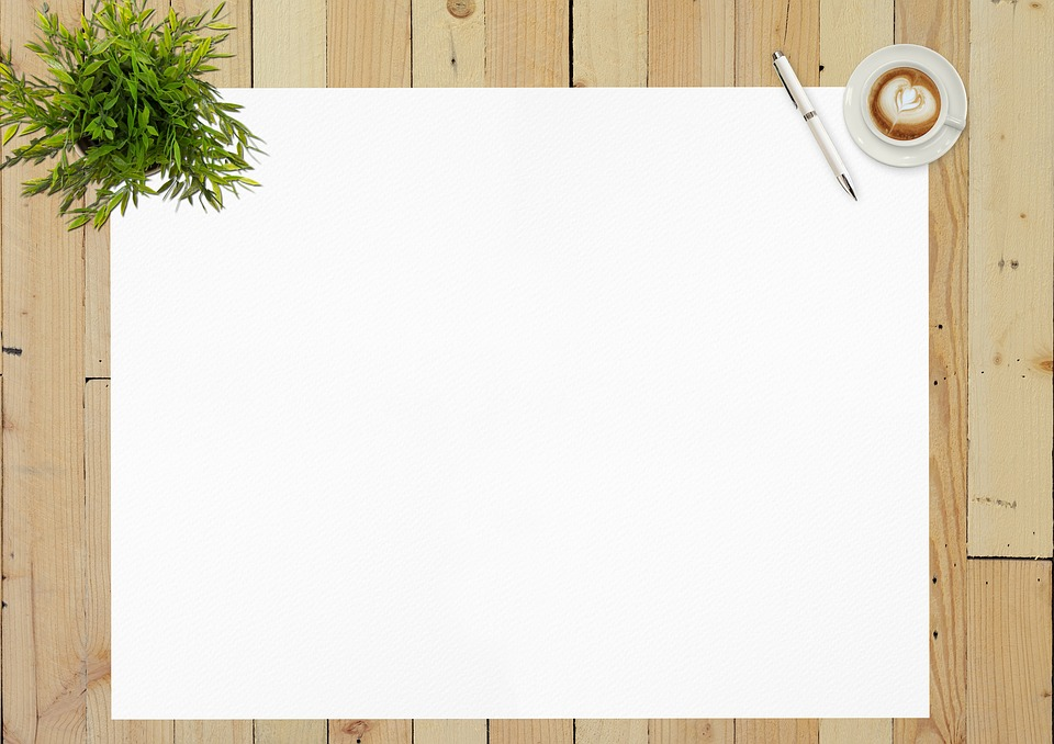 Paper Blank Empty Free Image On Pixabay