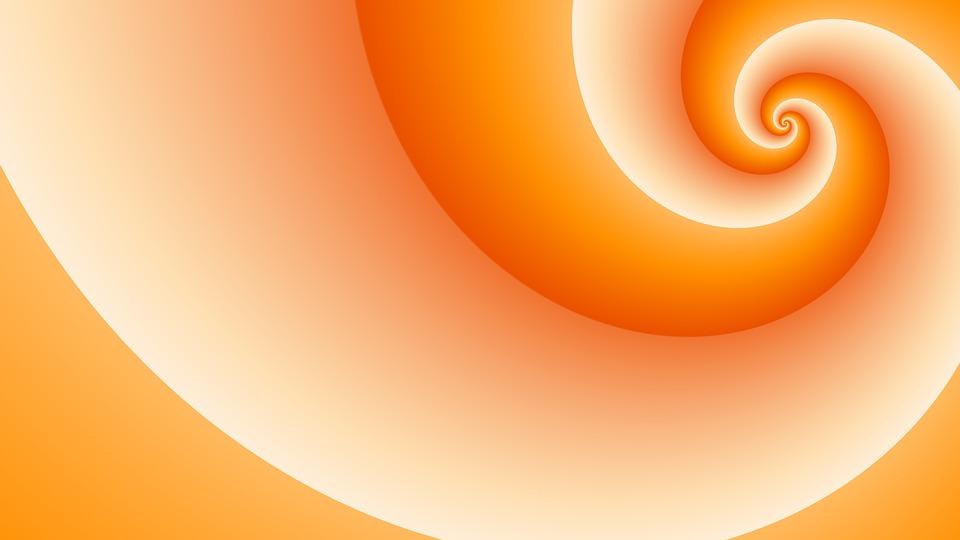 Pink Fall Wallpaper Hd Free Illustration Orange 3d Background Design Free