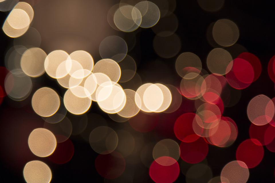 Dark Cozy Girl Wallpaper Blur Focus Lights 183 Free Photo On Pixabay