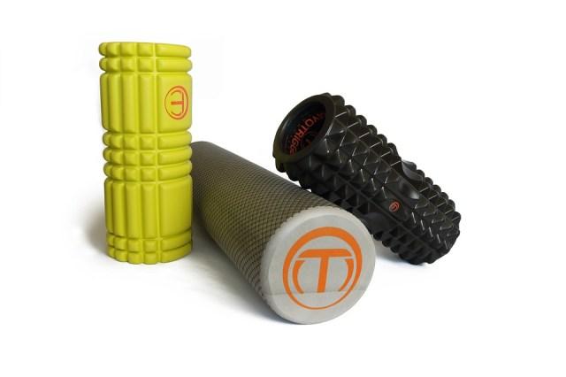 Exercise, Workout, Yoga, Foam Roller, Myotrigger