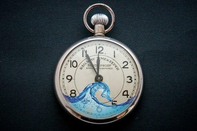 Www Girl Hd Wallpaper Com Free Illustration Clock Water Splash Time Free Image