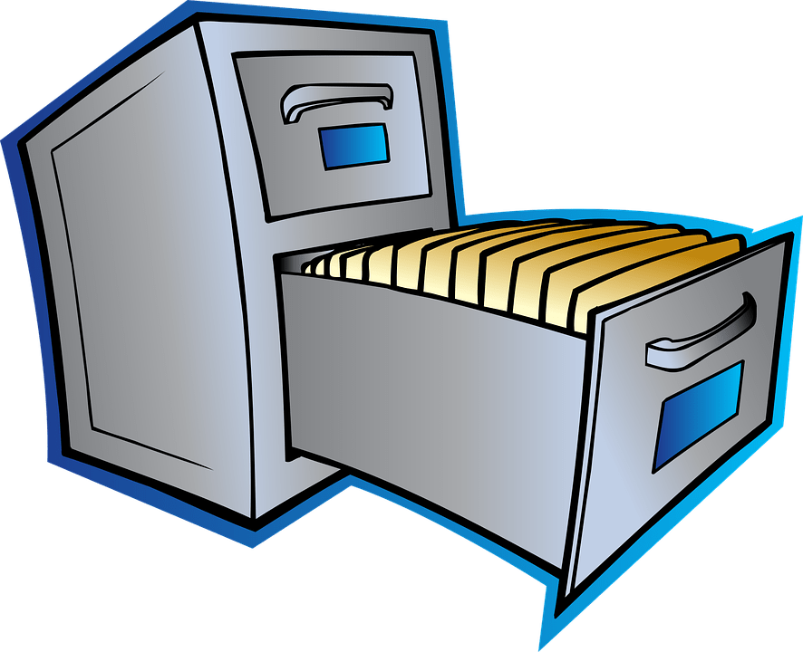 Cartoon Pictures Of Filing Cabinets Decorating Interior